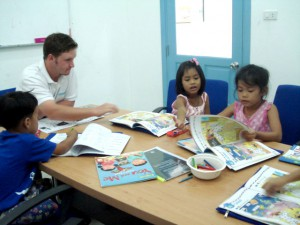 Insight English Childrens classes