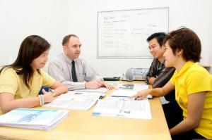Insight English Language classes