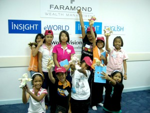 Celebrating Insight English